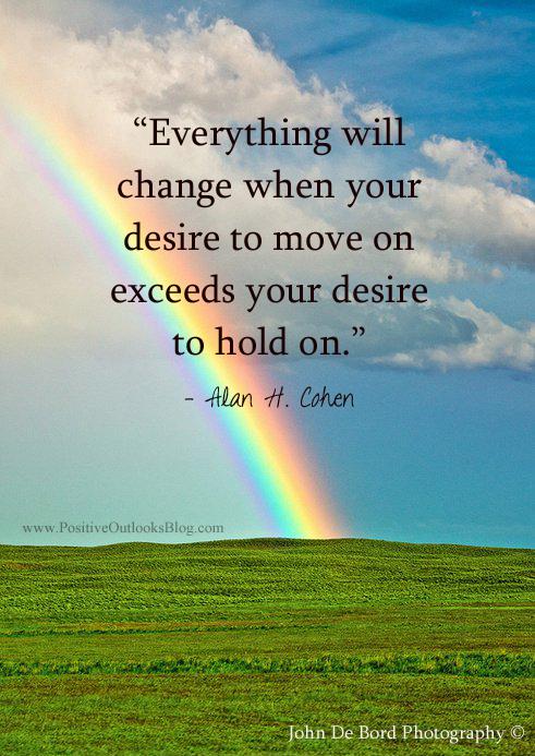 will change