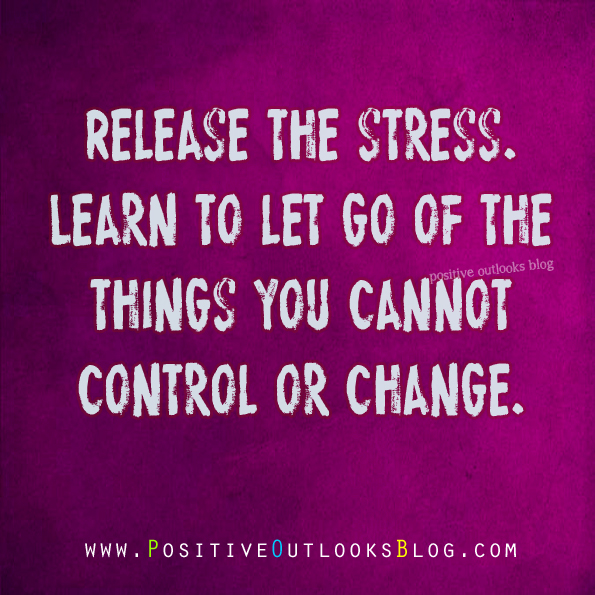 release the stress