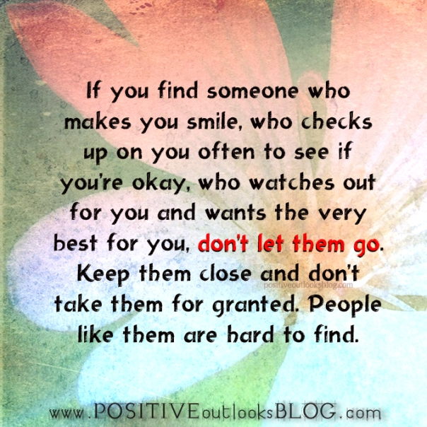 don't let them go