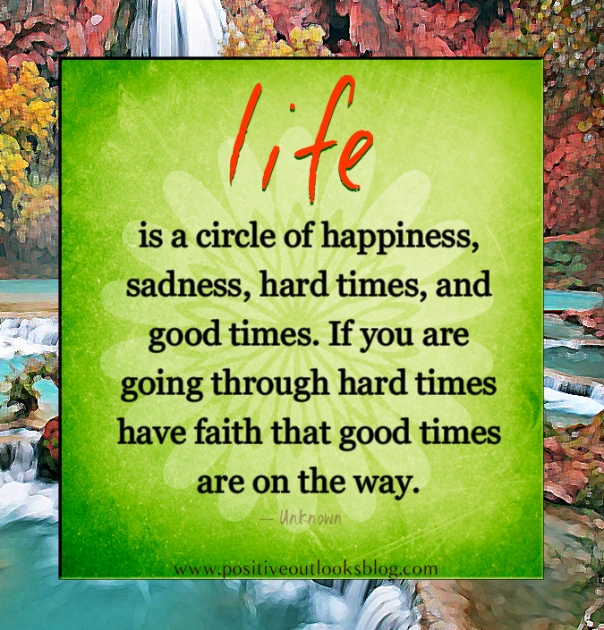 a circle of happiness positive outlooks blog
