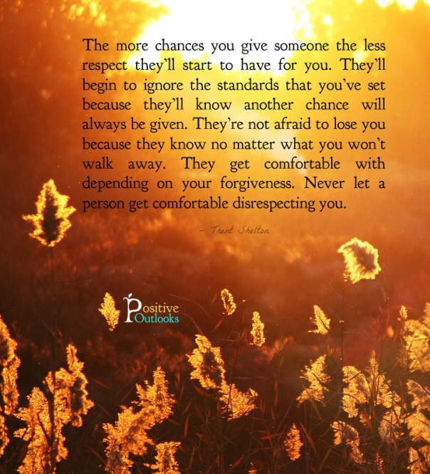 the more chances
