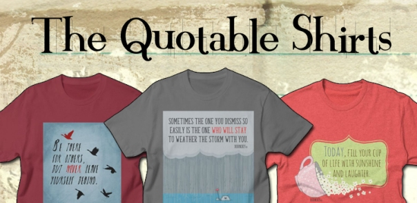 quotable shirts 1