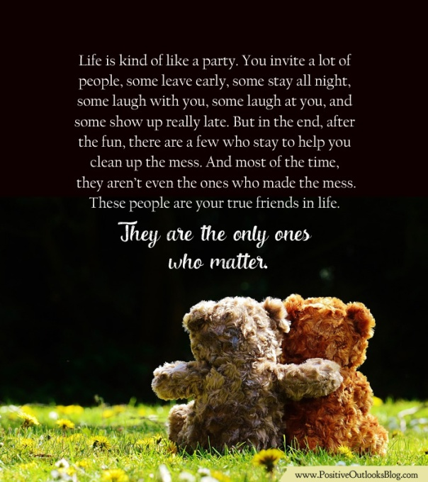 The greatest gift of life is friendship positive outlooks blog follow blog via email negle Choice Image