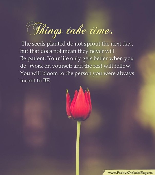 Take Time To Reflect Quotes: Positive Outlooks Blog
